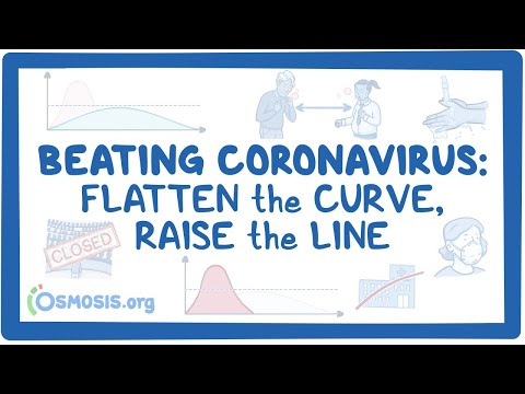 Beating Coronavirus: Flattening the Curve, Raising the Line