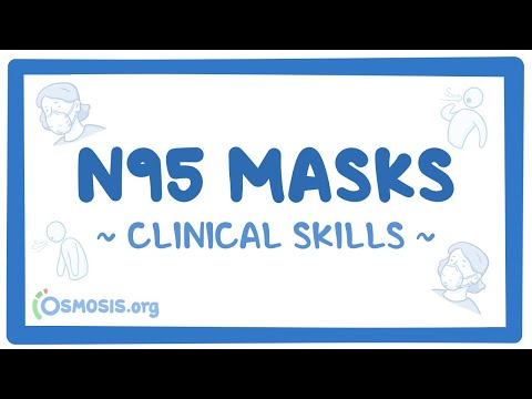 N95 Masks ~Clinical Skills~