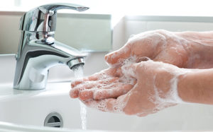 Washing Hands Correctly